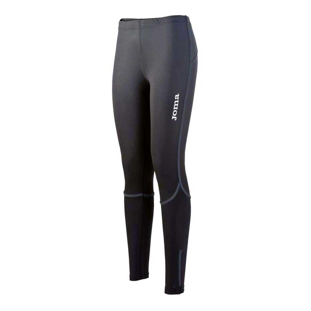 Joma Long Pants Running XXXXS-XXXS Anthracite