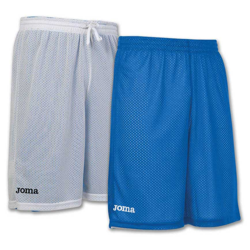 Joma Short Basket Reversible Rookie 6XS-5XS Royal / White