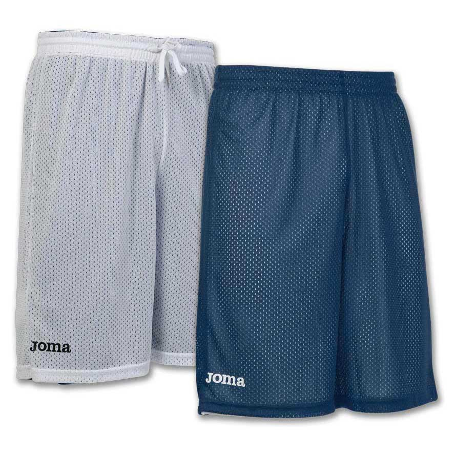 Joma Short Basket Reversible Rookie 6XS-5XS Navy / White
