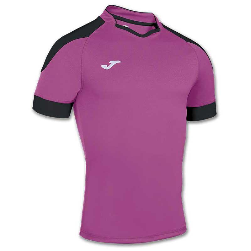 Joma T-shirt Manche Courte Myskin XXL-XXXL Raspberry