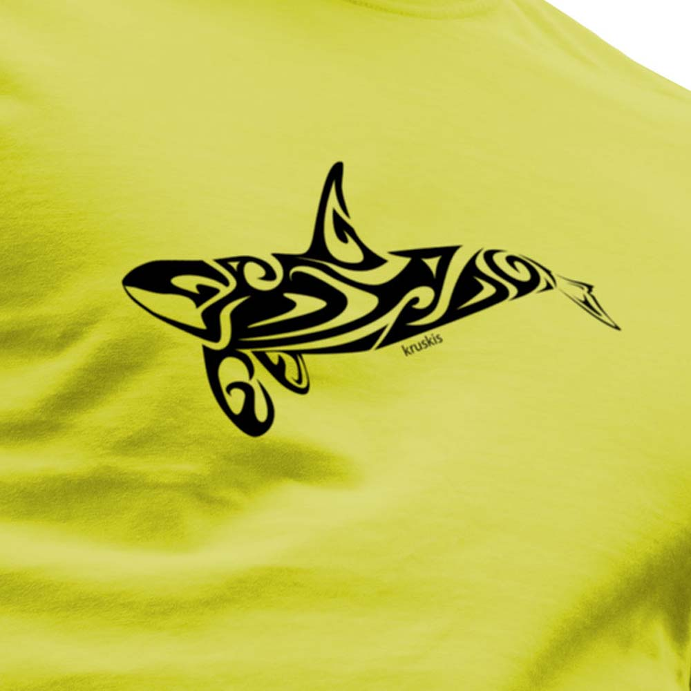 kruskis-orca-tribal-xxxl-light-green