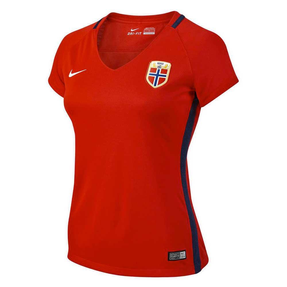 Nike Norway Home 2016 M University Red / White