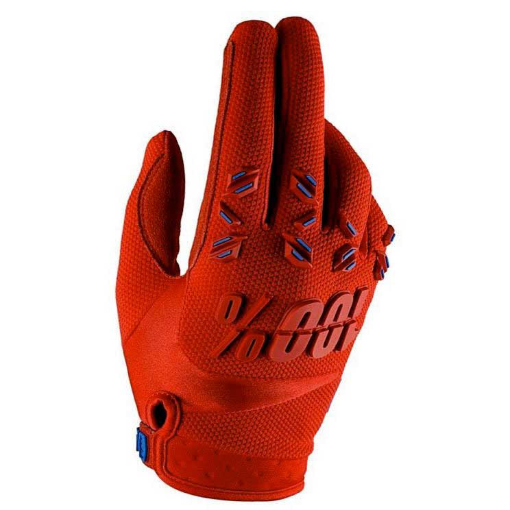 100percent Airmatic Gloves XXL Fire Red
