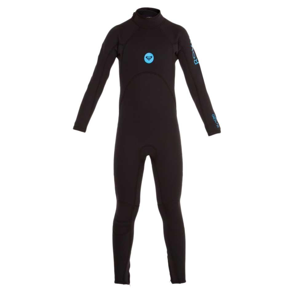 3905284ac3 ROXY Syncro Base 3 2 Back Zip Youth Wetsuit Surfing Watersports Surf ...