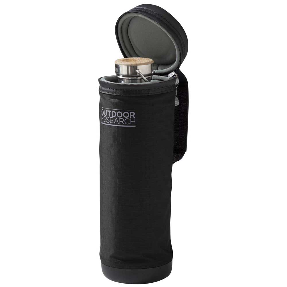 Outdoor Research Water Bottle Parka Parka Parka 1l Black , Bouteilles Outdoor research 1fbe40