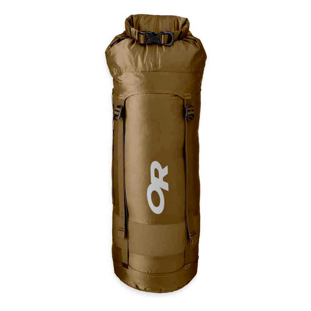 Outdoor Research Airpurge Dry Compression Sack 15l One Size Coyote