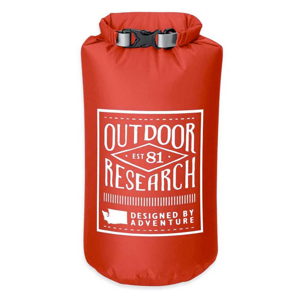 Outdoor Research Retro Dry Sack 5l One Size Hot Sauce