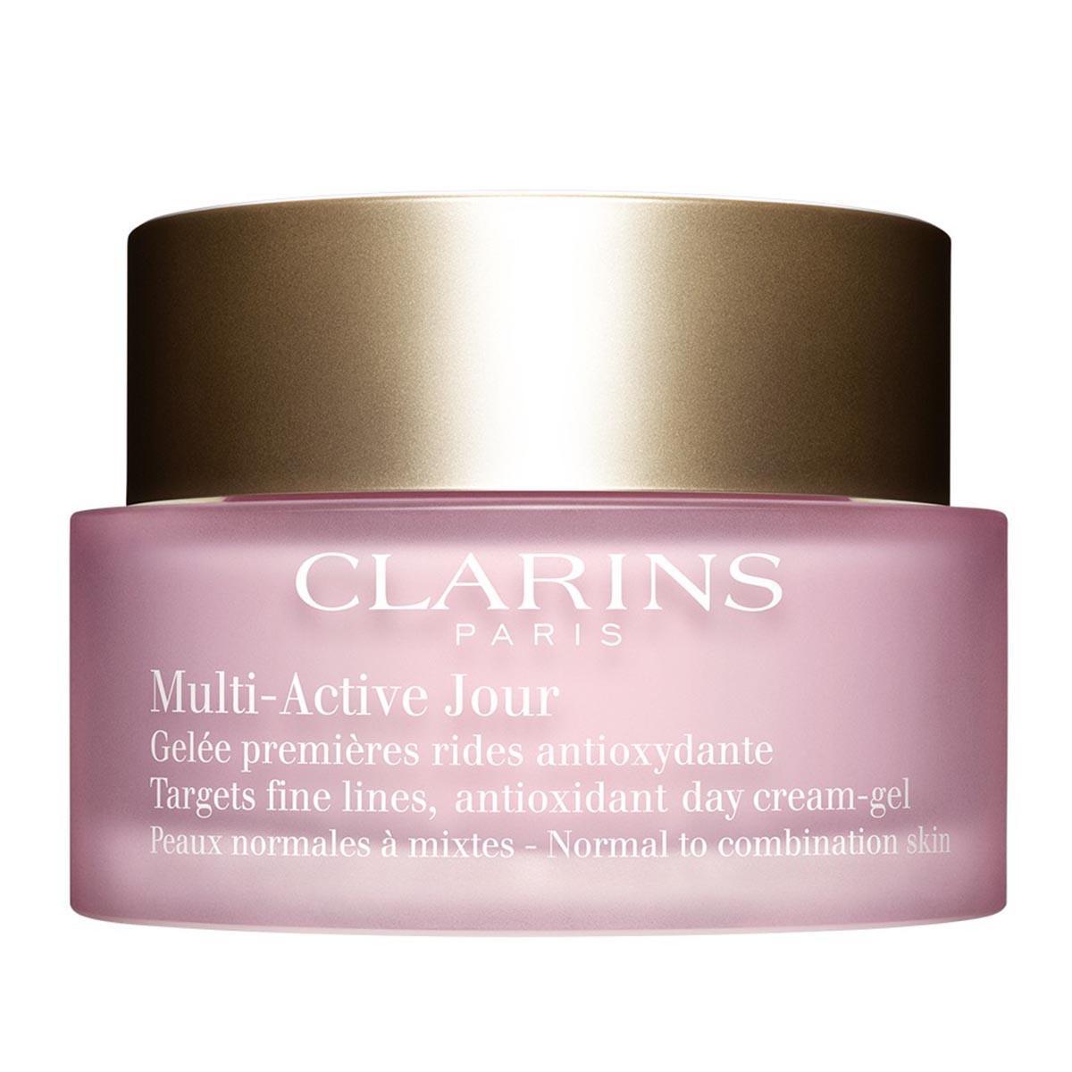 Clarins Multiactive Day Cream Gel Normal Skin 50ml One Size