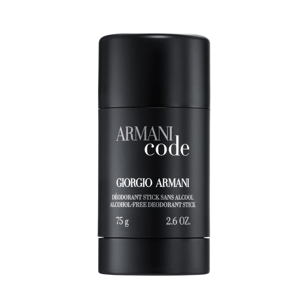Giorgio Armani Black Code Deodorant Stick 75gr One Size