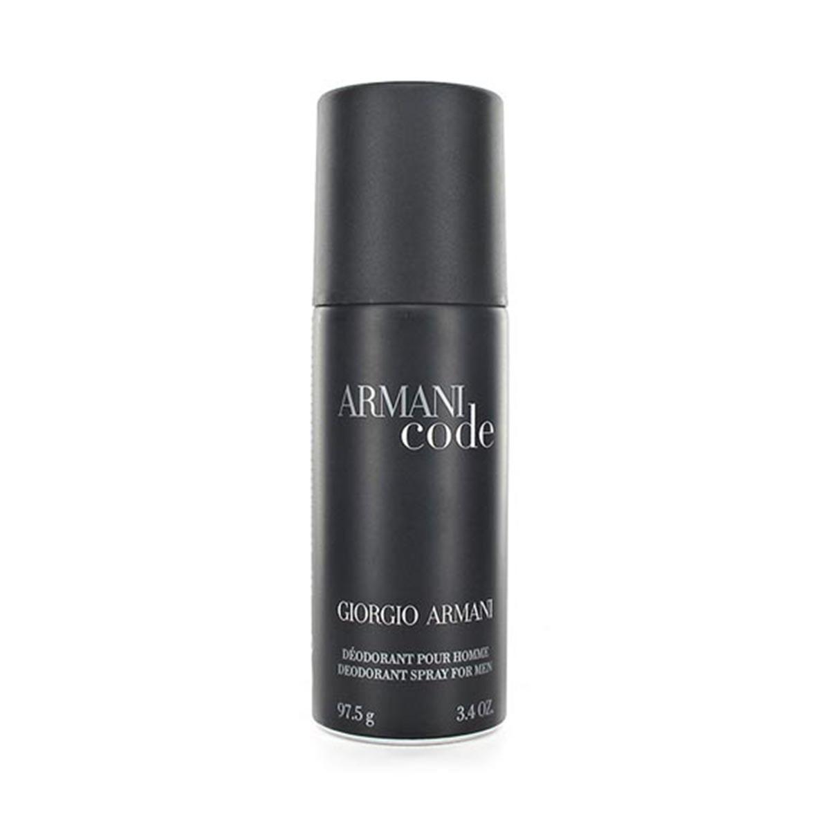 Giorgio Armani Code Deodorant Spray 150ml One Size