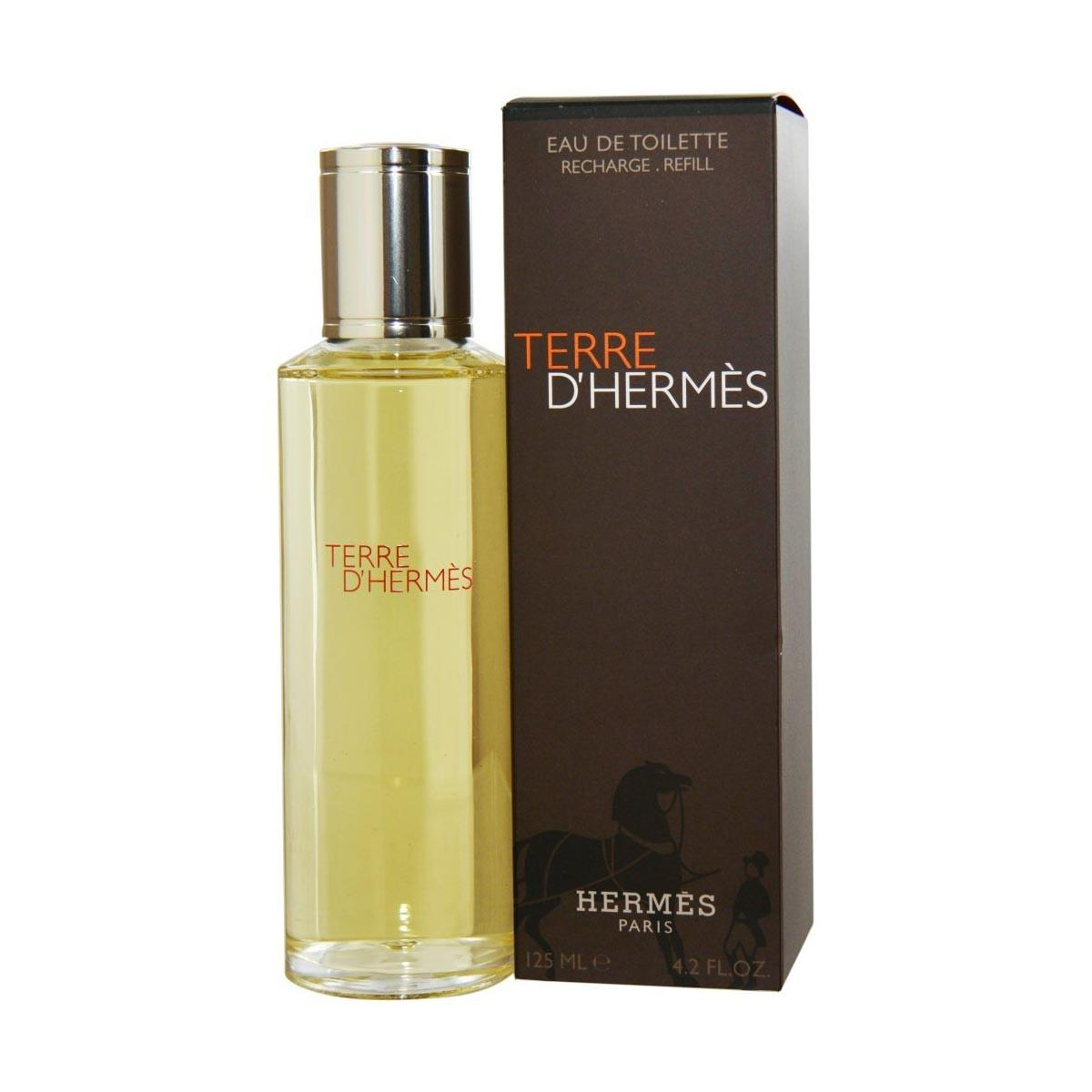 Hermes Terre Dhermes Refillable 125ml One Size