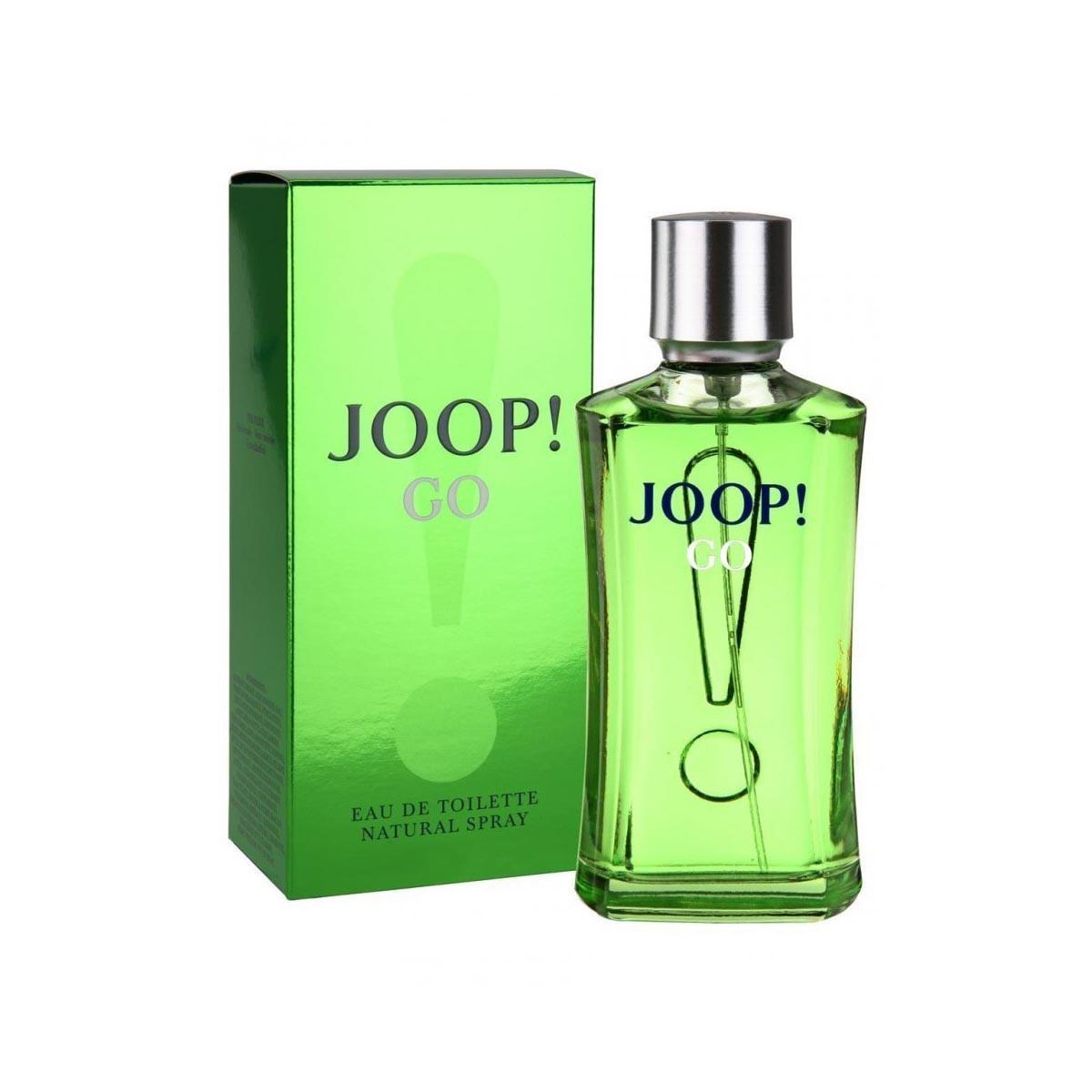 Joop Go Eau De Toilette 200ml One Size