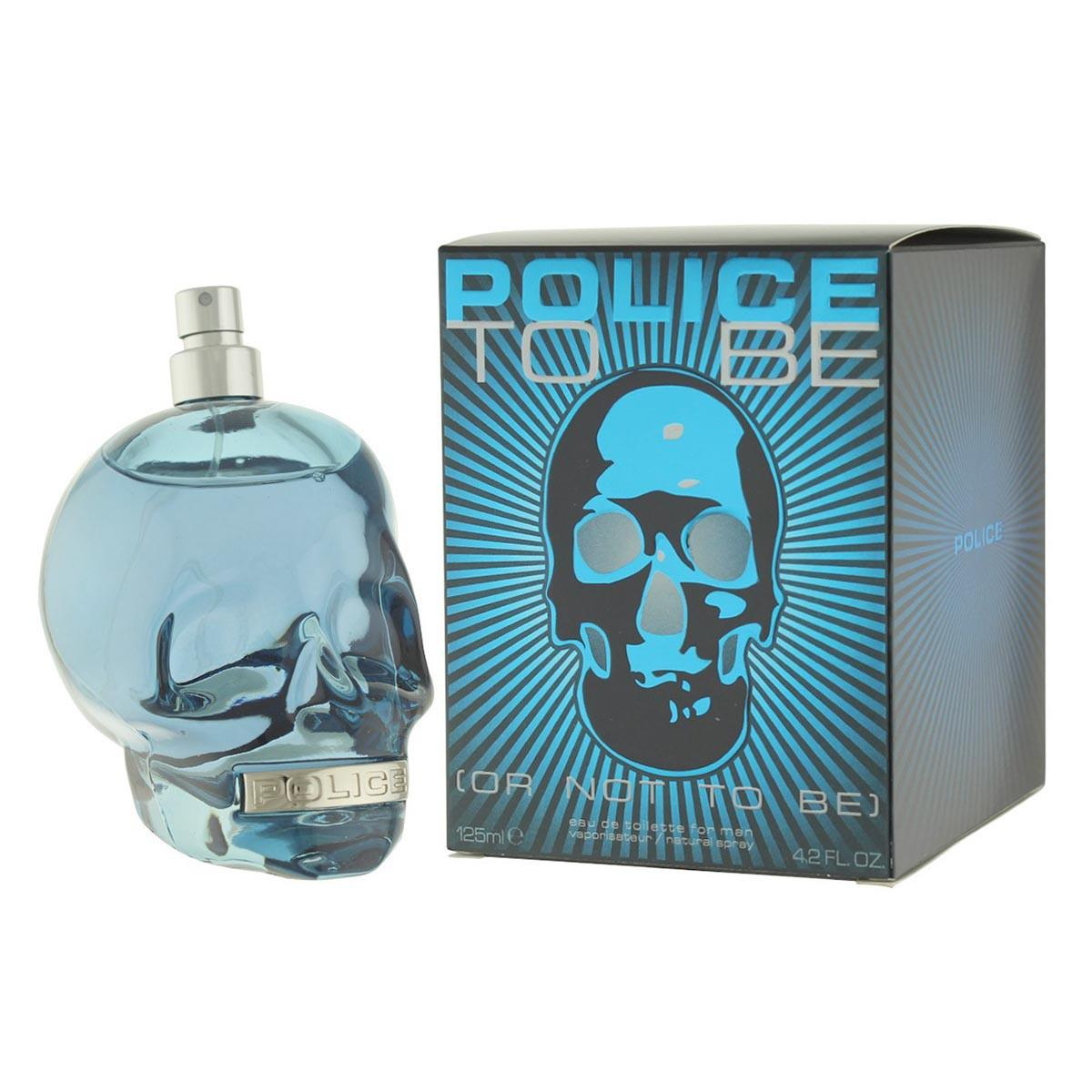 Consumo Police To Be Or Not To Be For Man 125ml One Size