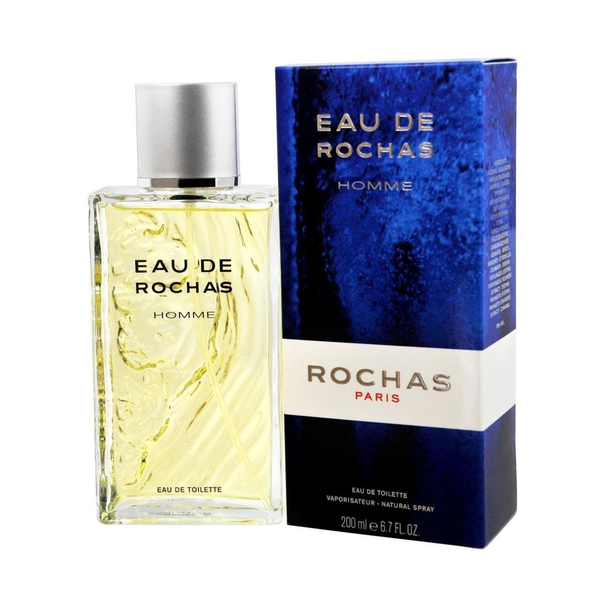 Rochas Eau Homme 200ml One Size