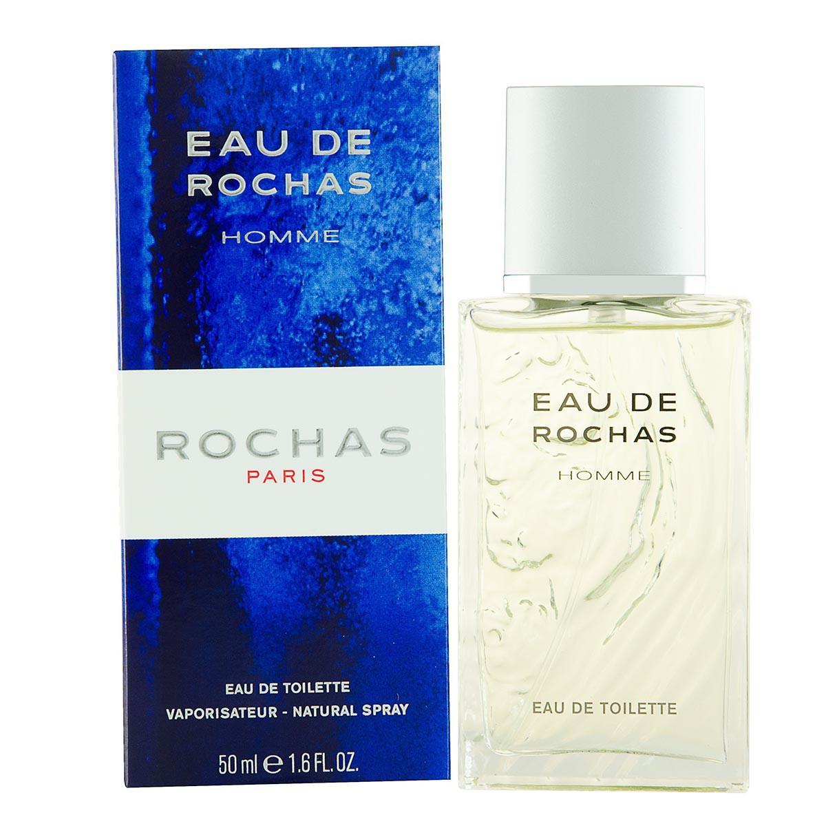 Rochas Homme Eau De Toilette 50ml One Size