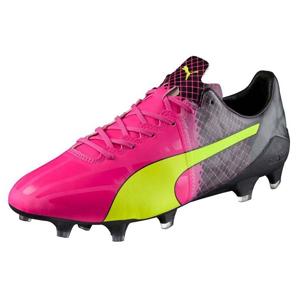 Puma Evospeed 1.5 Fg EU 44 Pink / Safety Yellow / Black