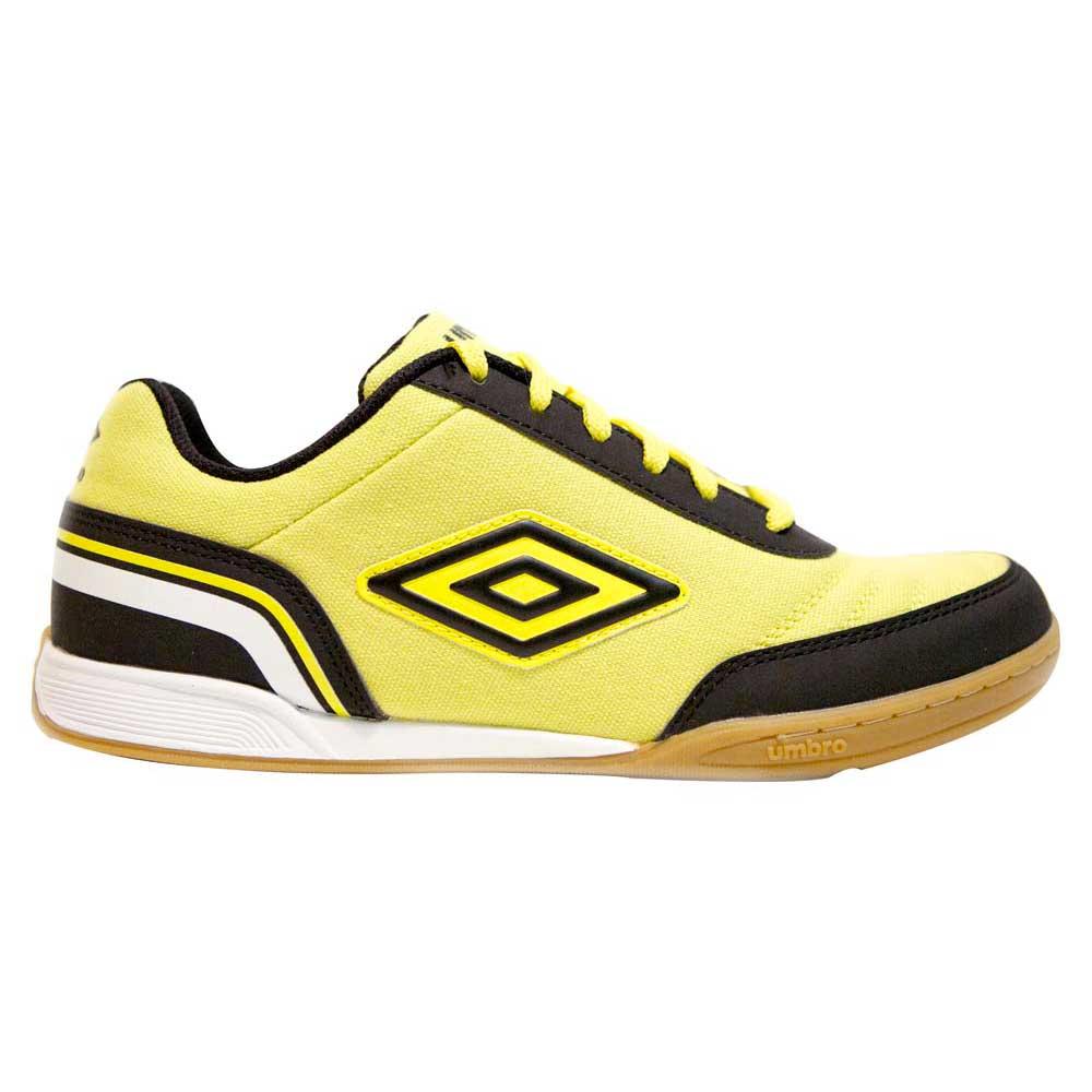 Umbro Chaussures Football Salle Street V In EU 45 Yellow / Black / White