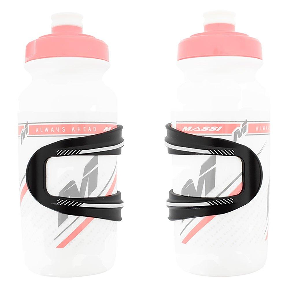 Massi Bottlecage Kaleo negro   blanco , , , Porta Bidones Massi , ciclismo d5e45d