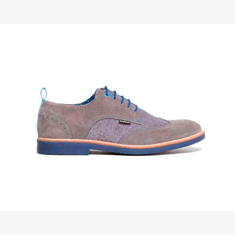 Desigual Shoes Shoes Shoes Miguel Light Gris  , Chaussures Desigual Chaussure s , mode | Respectueux De L'environnement  19f8b2