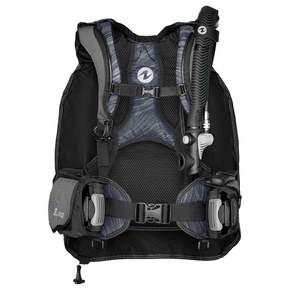 Aqualung Zuma Travel Surelock Ii Tarierjacket XL-XXL Midnight Black Westen Zuma Travel Surelock Ii Tarierjacket