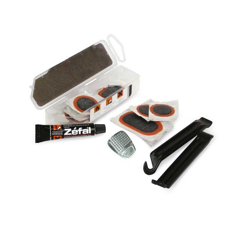 Zefal Kit Tire Repair Leakfix 8 Units