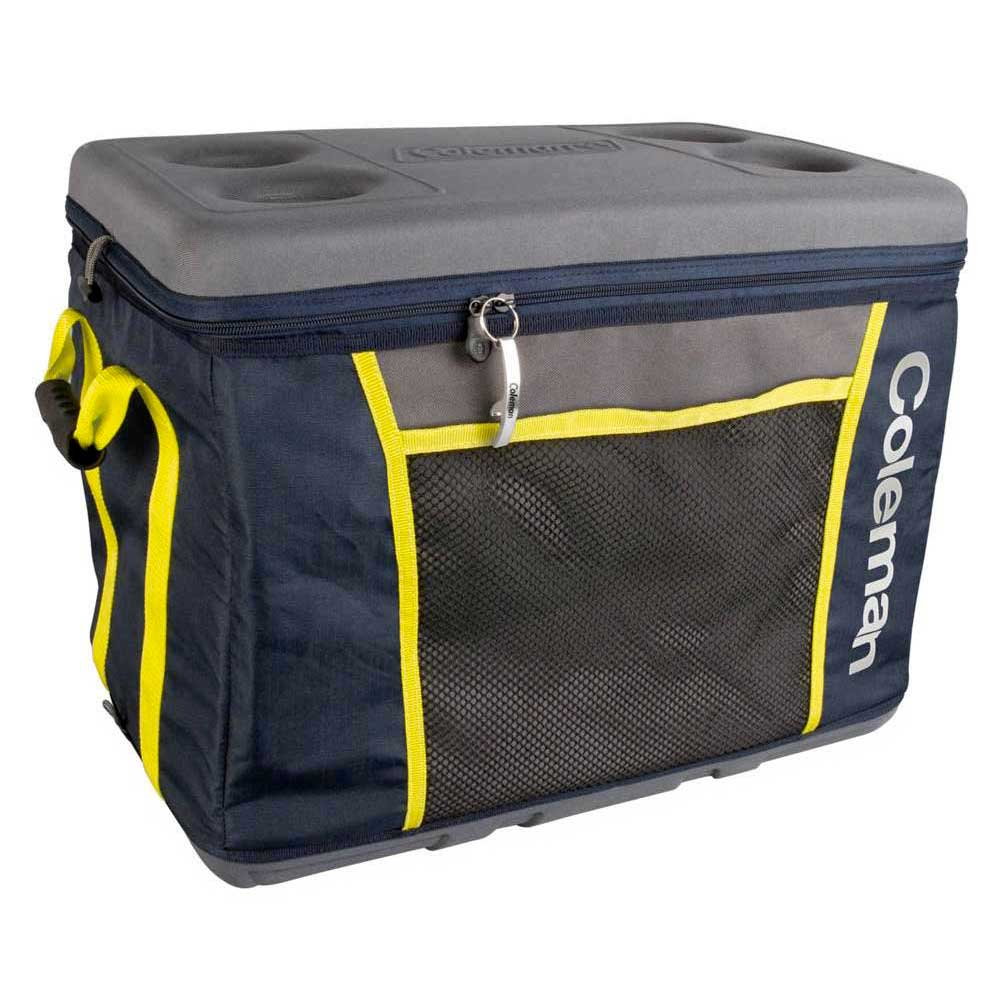 Coleman Large Sport Collapsible 26 Liters Blue / Yellow