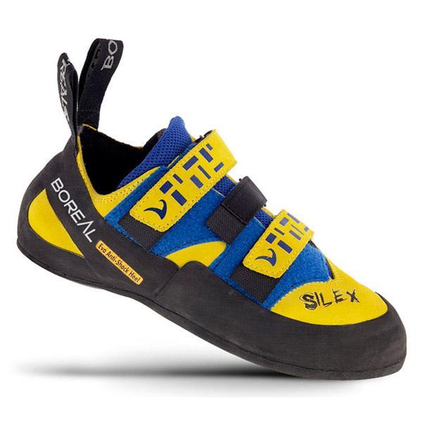 Boreal Silex Velcro EU 37 Yellow / Blue