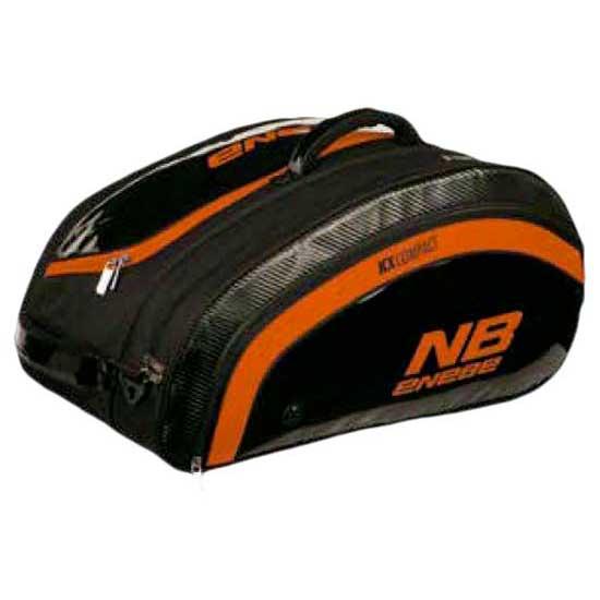 Nb Enebe Kx Compact Naranja / negro negro / , Paleteros Nb enebe , tenis , Bolsas 392415