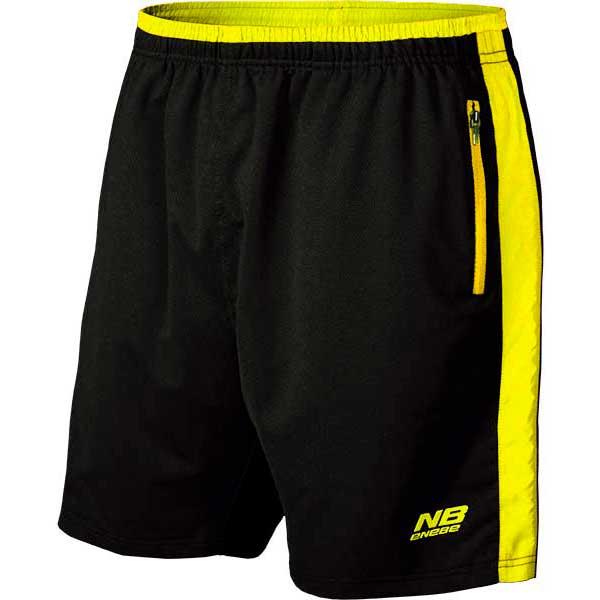 Nb Enebe Fluor Lavers Short XXL Black / Yellow