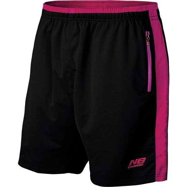 Nb Enebe Pink Lavers Short XXL Black / Fuchsia
