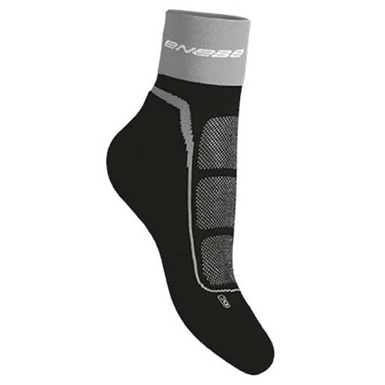 Nb Enebe Gripdown Socks EU 36-40 Black / Grey