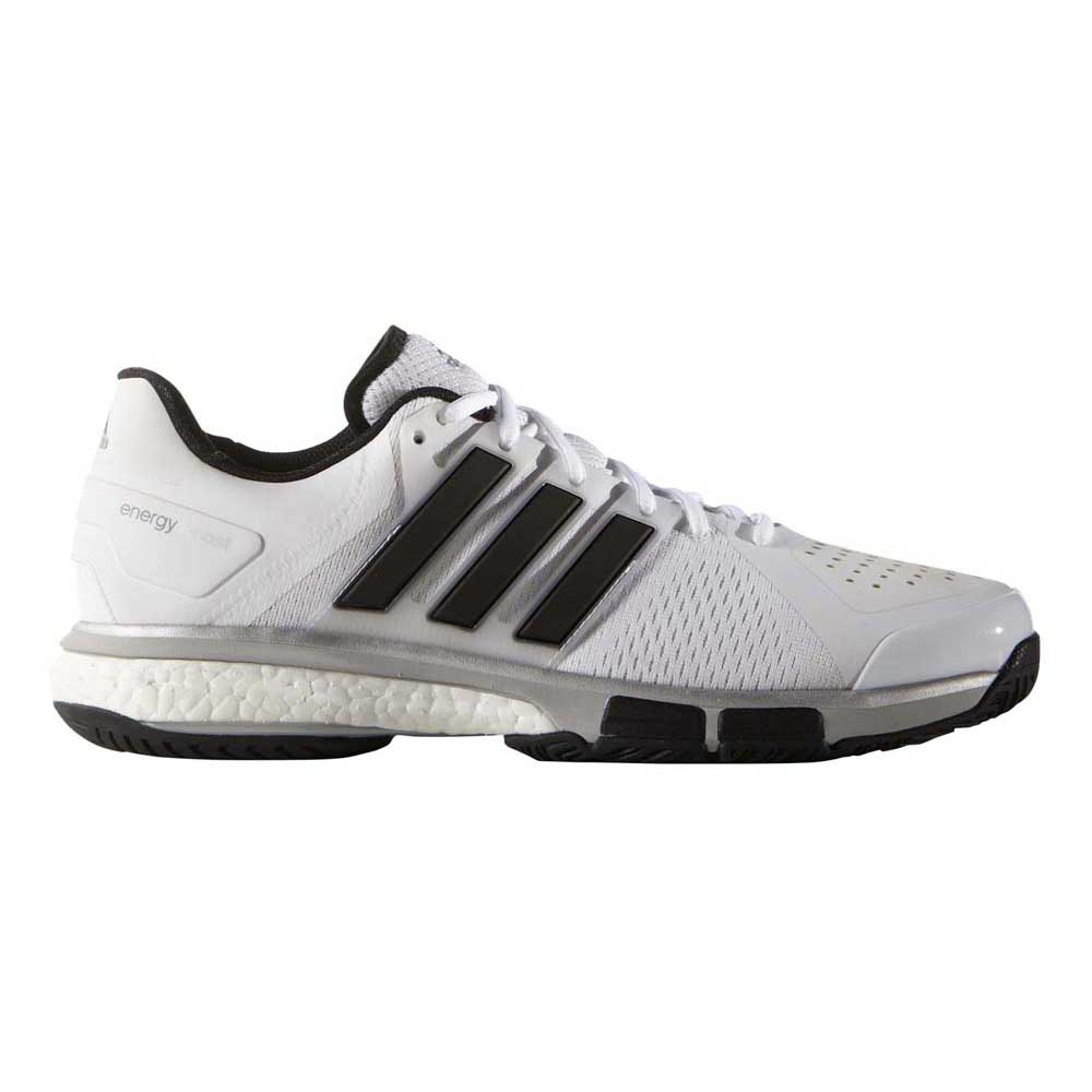 Adidas / Energy Boost Ftwr Blanco / Adidas Core Negro / Plata Met , Zapatillas adidas cc51dc
