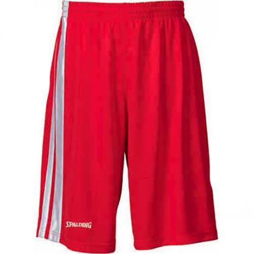 Spalding Mvp Short XXS Red / White