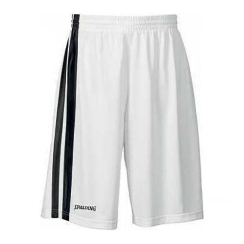 Spalding Mvp Short XXS White / Black