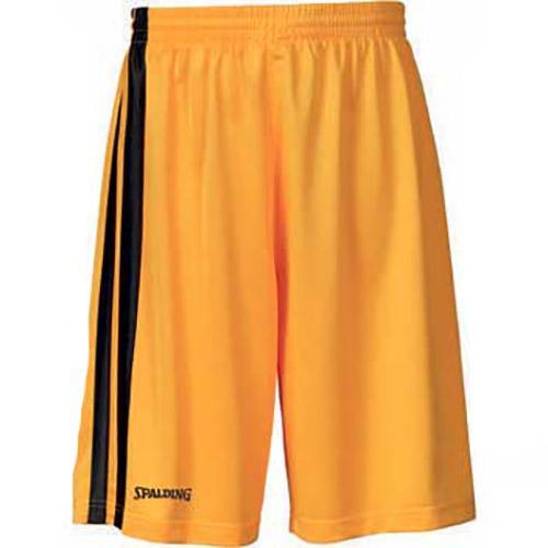 Spalding Mvp Short XXS Yellow / Black
