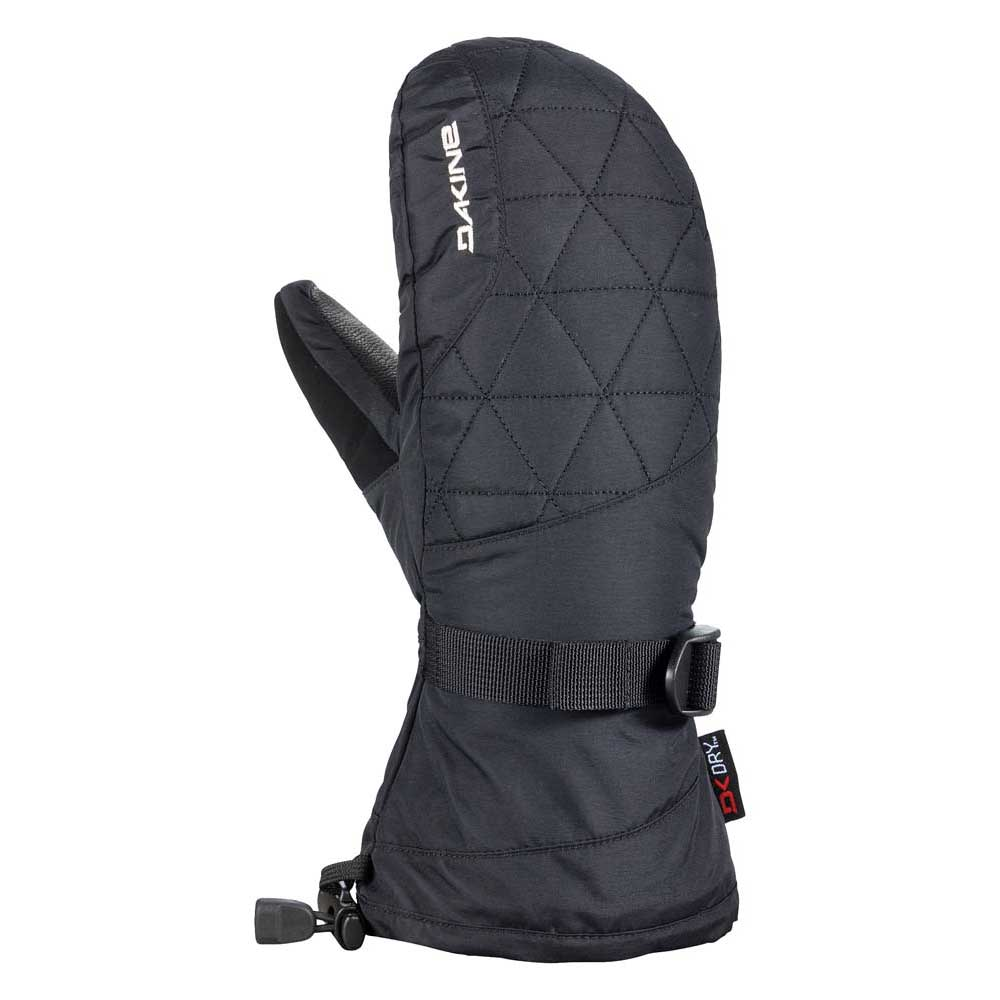 dakine-leather-camino-mitt-s-black