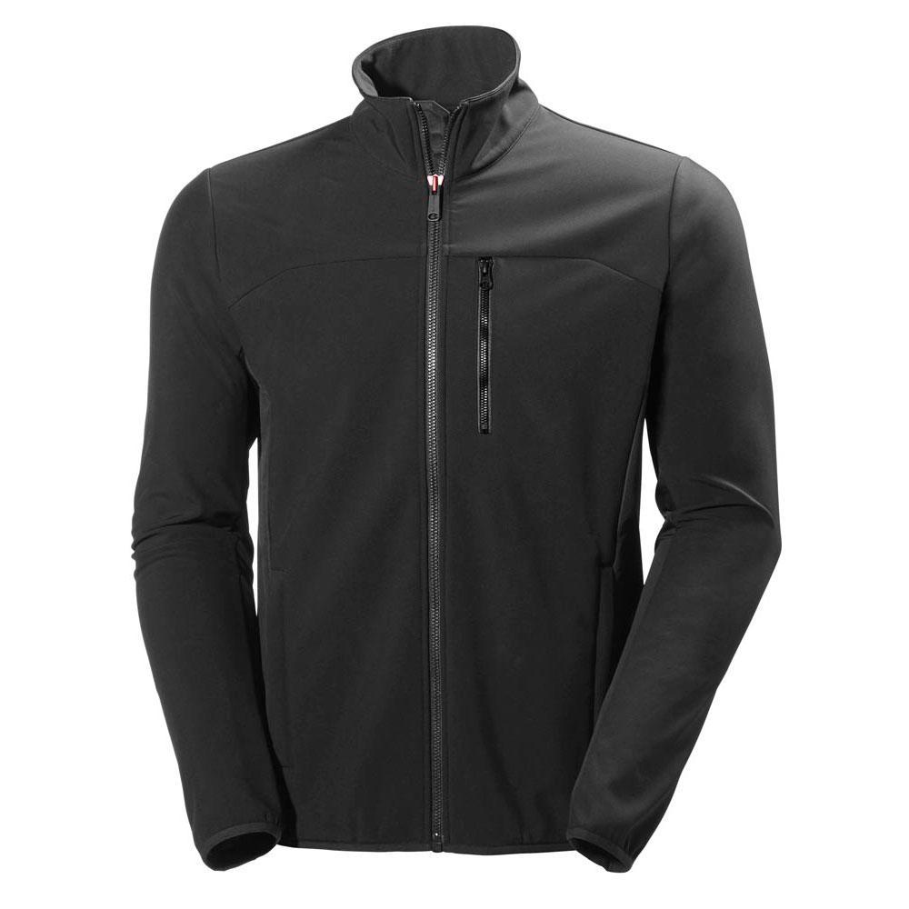 Helly Hansen Crew Jacket XL Ebony