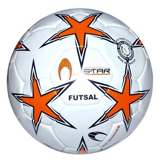 Ho Soccer Futsal Star 3 White / Orange