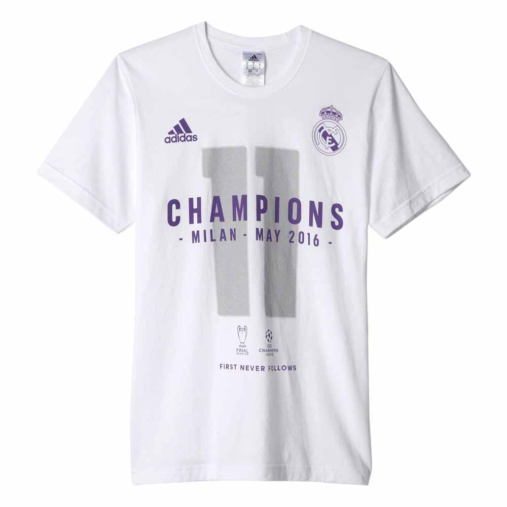 Adidas Real Madrid Champions Ucl 15/16 L White
