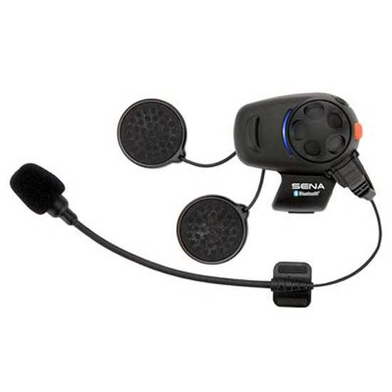 kommunikation-smh5-bluetooth-headset-and-intercom-with-universal-microphone-kit, 76.00 EUR @ motardinn-deutschland