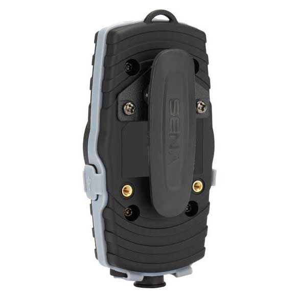 Sena Sr10i Blautooth Radio Two Way Radio Blautooth Adapter With Mounting Kit And WiROT Ptt Not I 9c24f1