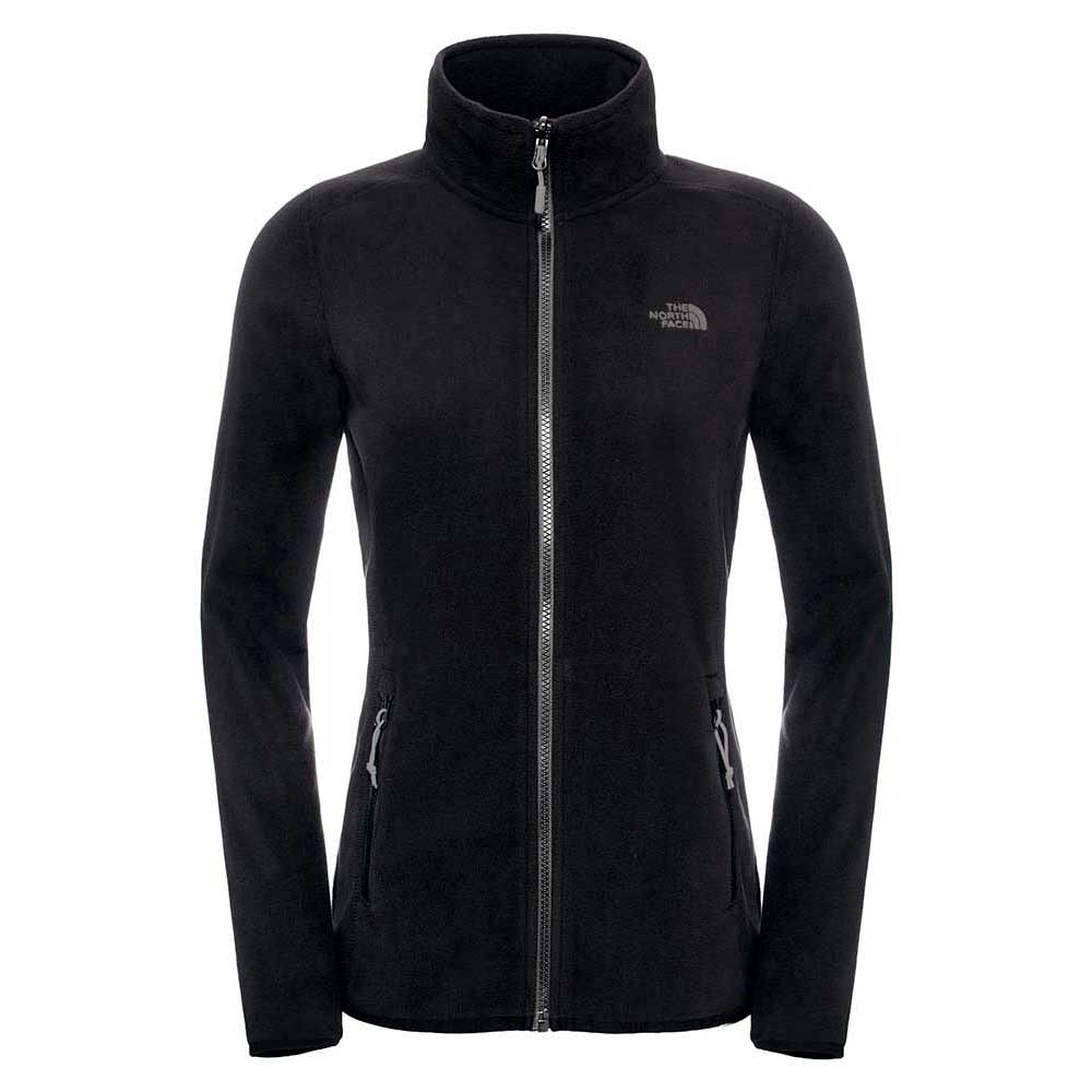the-north-face-100-glacier-full-zip-xs-tnf-black