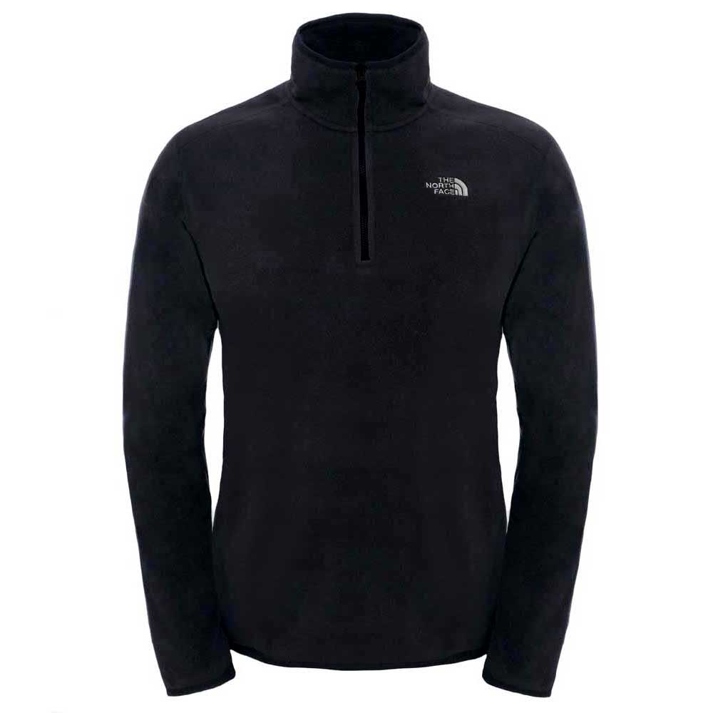 the-north-face-100-glacier-1-4-zip-xxl-tnf-black