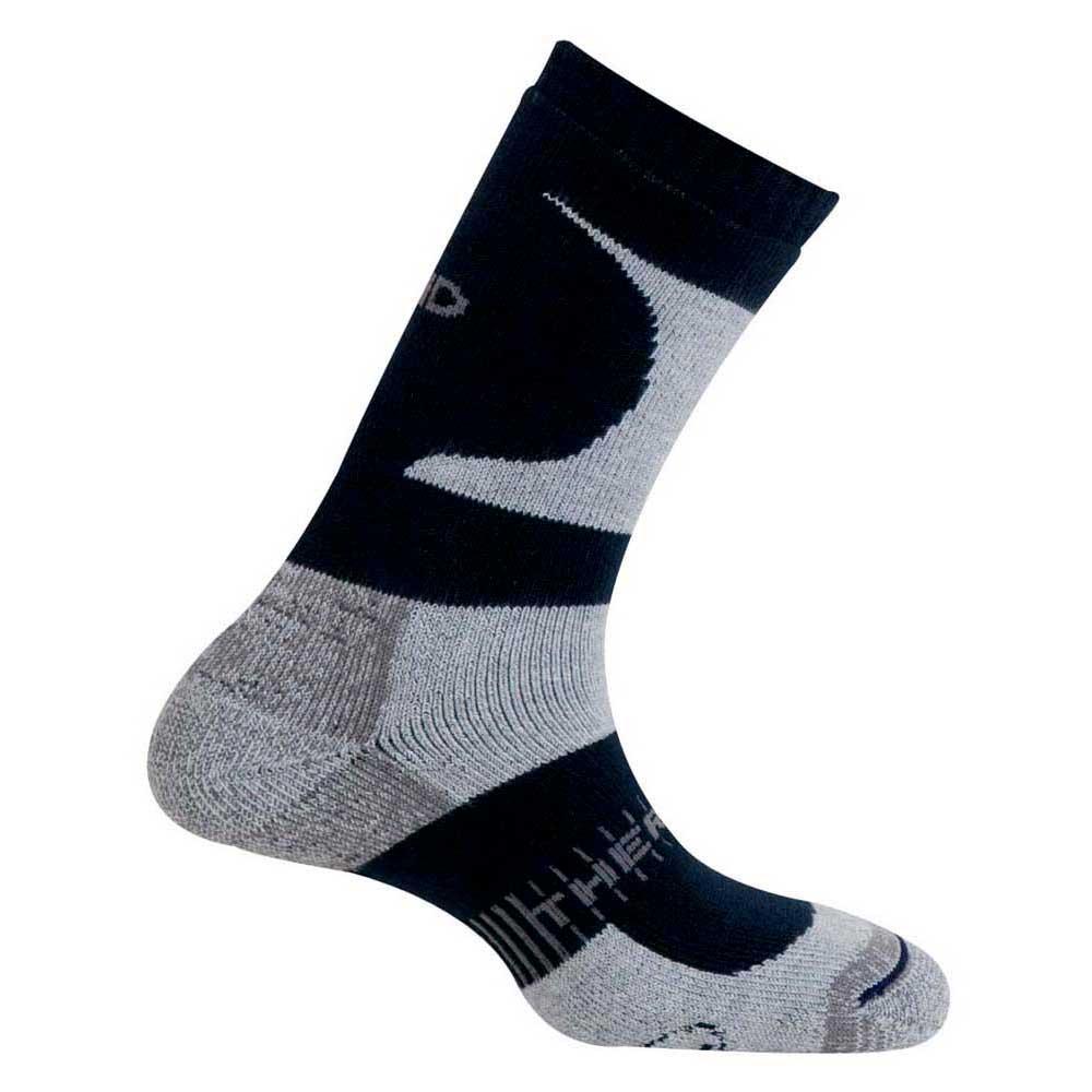 Mund Socks K2 Thermolite Socks EU 34-37 Navy