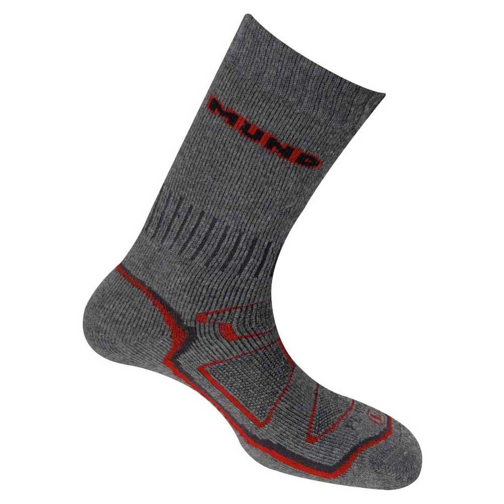 Mund Socks Makalu Wool Primaloft Socks EU 34-37 Grey