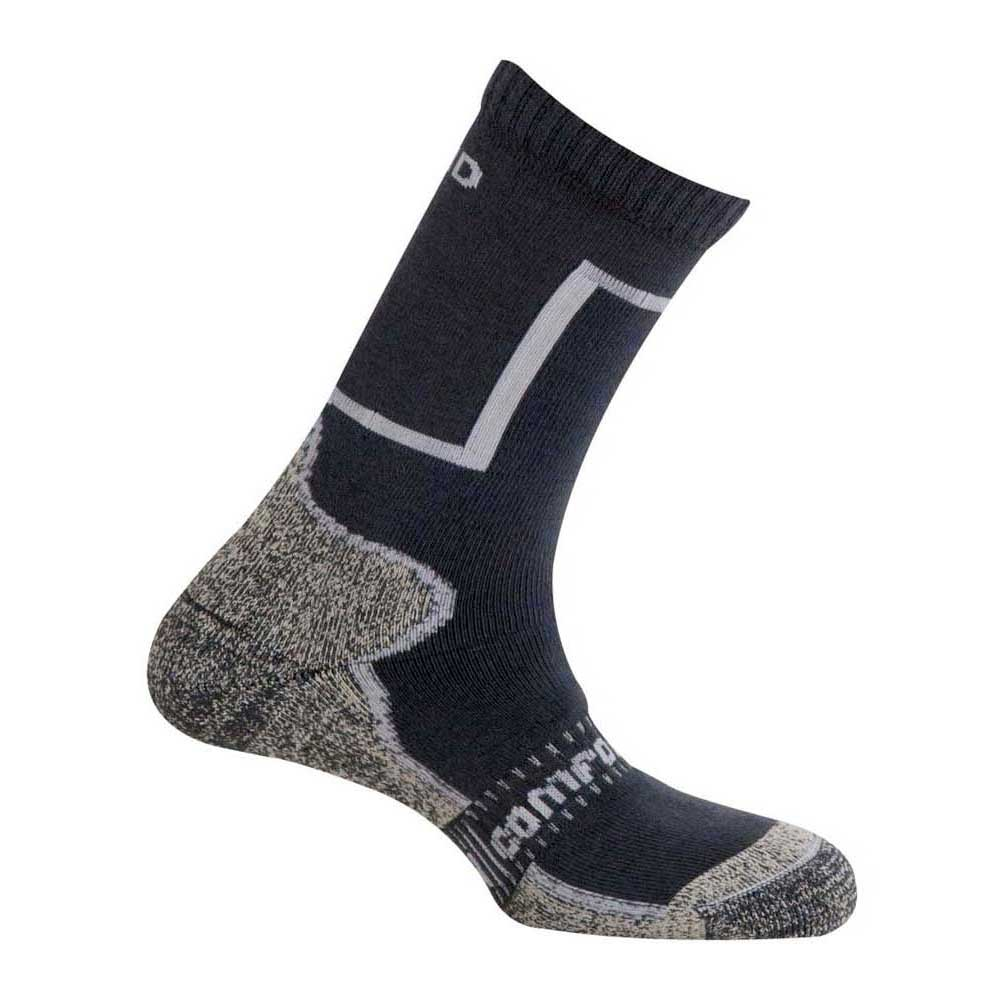 Mund Socks Pamir Socks EU 34-37 Grey