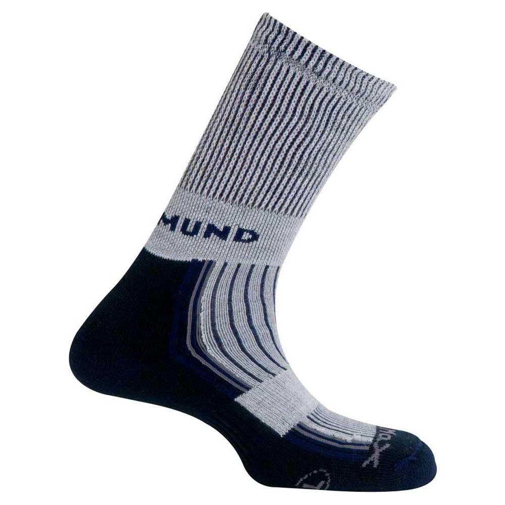 Mund Socks Pirineos Coolmax Socks EU 34-37 Grey