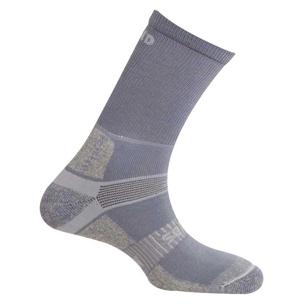 Mund Socks Cervino Socks EU 34-37 Grey