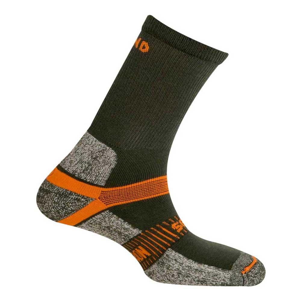 Mund Socks Cervino Socks EU 34-37 Kaki