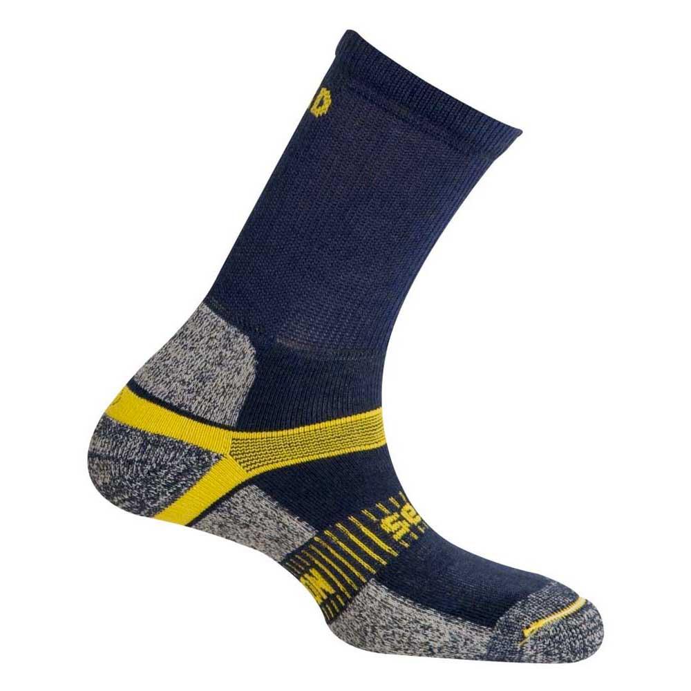Mund Socks Cervino Socks EU 34-37 Navy